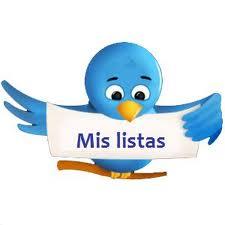 twitter listas hashtags